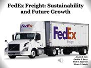 MGMT 7160 FedEx Freight