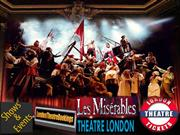 See The Magic of Les Miserables at Queens Theatre
