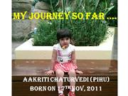 The most beautiful 3 years  of my life.....