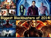 The Biggest Blockbuster Hits of Hollywood 2014