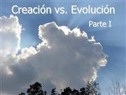 Creacin vs Evolucin I