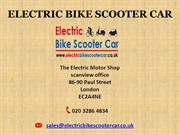 Buy Powacycle Folding Electric Bike from electricbikescootercar.co.uk