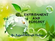 ENVIRONMENT AND ITS SEGMENTS