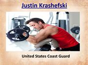 Justin Krashefski - United States Coast Guard