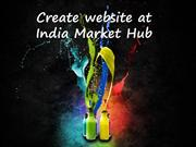 Create Website India | Get Online in 499 | India Market Hub