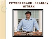 Fitness Coach - Bradley Witham
