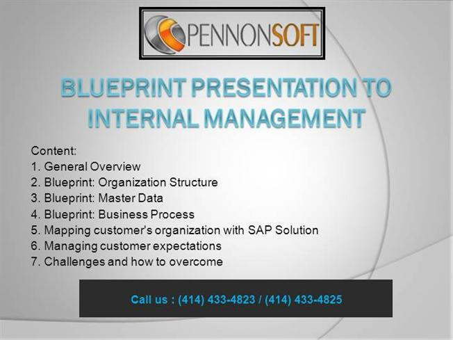 Framework of sap mm blueprint by pennonsoft authorstream malvernweather Gallery