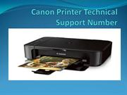 Any Issues in Canon Printer Contact Conon Printer Tech Support Number