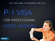 P1 Visa For Professional Video Gamers: How To Perform in USA?