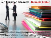 Jeff Chapman Eisnaugle - Business Broker