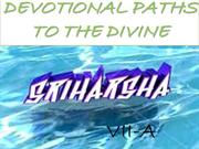Devotional path to the Divine