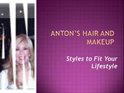 Anton's Hair and Makeup - Best Makeup in NYC