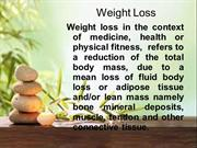 Weight Loss Services in Las Vegas