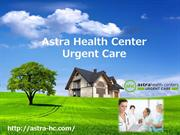 Astra Health Care Urgent Care