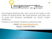 Hire web Solutions Company | From Desigining to Marketing