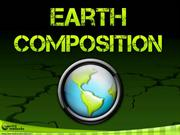 Earth Composition Flashcards