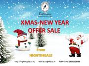 New Year Discount sale on 2015 Diaries at Nightingale