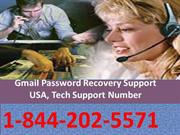 Is your gmail password unsecure then call us