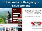 Tour and Travel Website Designing Services