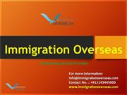 Immigration Overseas A team of dedicated ICCRC OR CRCIC consultant