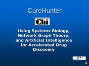 Drug Discovery Using Systems Biology, Network Graph Theory and A I