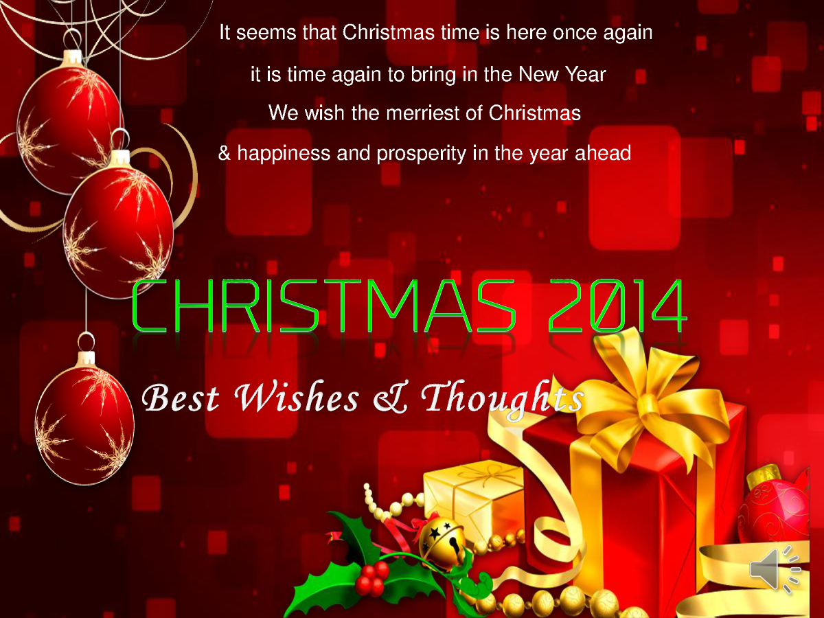 Best Christmas Wishes & Thoughts |authorSTREAM