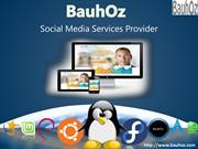 Social Media Services Provider California