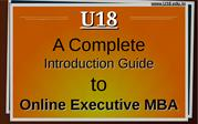 Online Executive MBA Complete Guide - U18