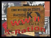 WWII (K-Ration)