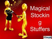 Magical Stocking Stuffers - Trick Supply