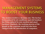 Management Systems To Boost Tour Business