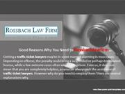 Get traffic ticket lawyers at low cost