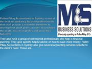 M&S Business Solutions Pty Ltd