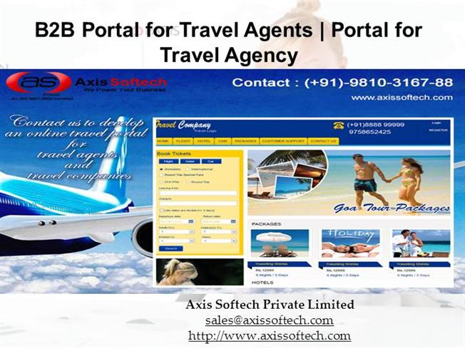 B2B-Portal-For-Travel-Agents-Portal-For-Travel-Agency |authorSTREAM