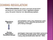 ZONING REGULATION