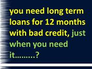 Long Term Installment Loans- Cash For All Easy Long Term Repayment