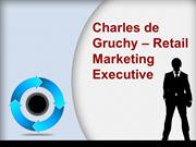 Charles de Gruchy - Retail Marketing Executive