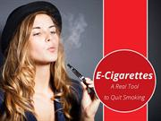 E-cigarettes - A Perfect Alternative to Traditional Cigarettes