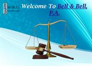 Welcome to Bell & Bell, P.A