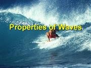 properties of waves powerpoint