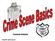 chrime scene basics powerpoint