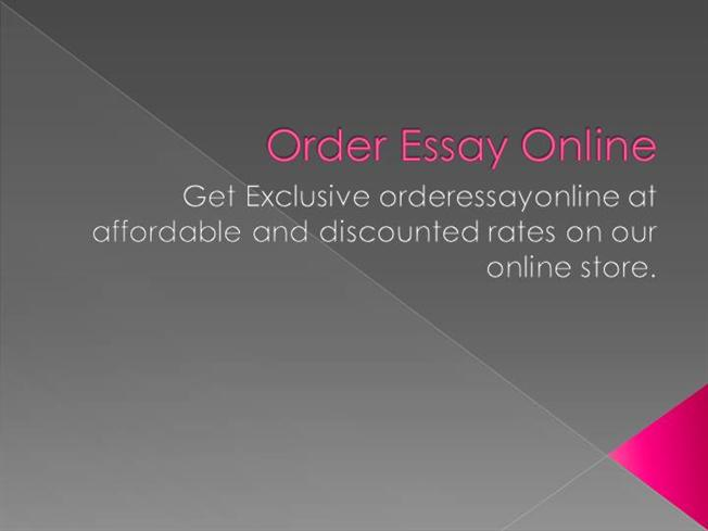 Rely On Academic Writers For Timely Submission Of Essays Authorstream