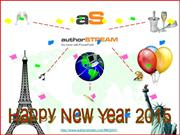 AuthorStream - Happy New Year 2015