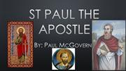 St Paul the Apostle Power Point