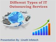 Different Types of IT Outsourcing Services