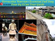 Terracotta Warriors Essential Full Day Tour from Xi'an Tour Guide