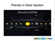 Solar System and Planets for Kids