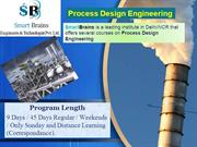Process Design Engineering