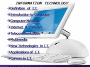 Information technology by ansh