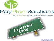 Get out of your debt with Debt Counselling at payplansolutions